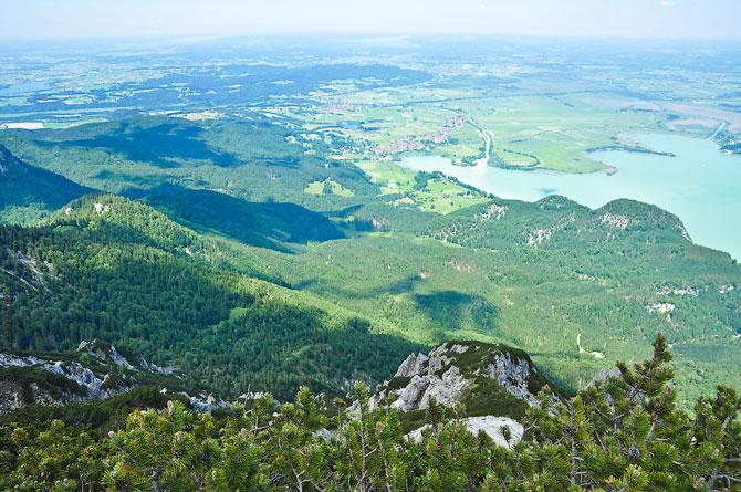 Райский уголок в горах