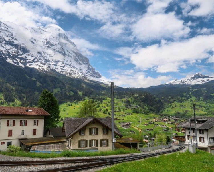 Невероятный Гриндельвальд: место, которое все называют «рай на земле» авиатур