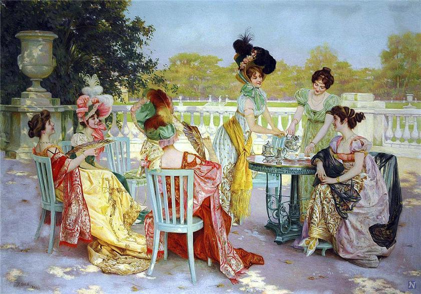 Женский табель о рангах