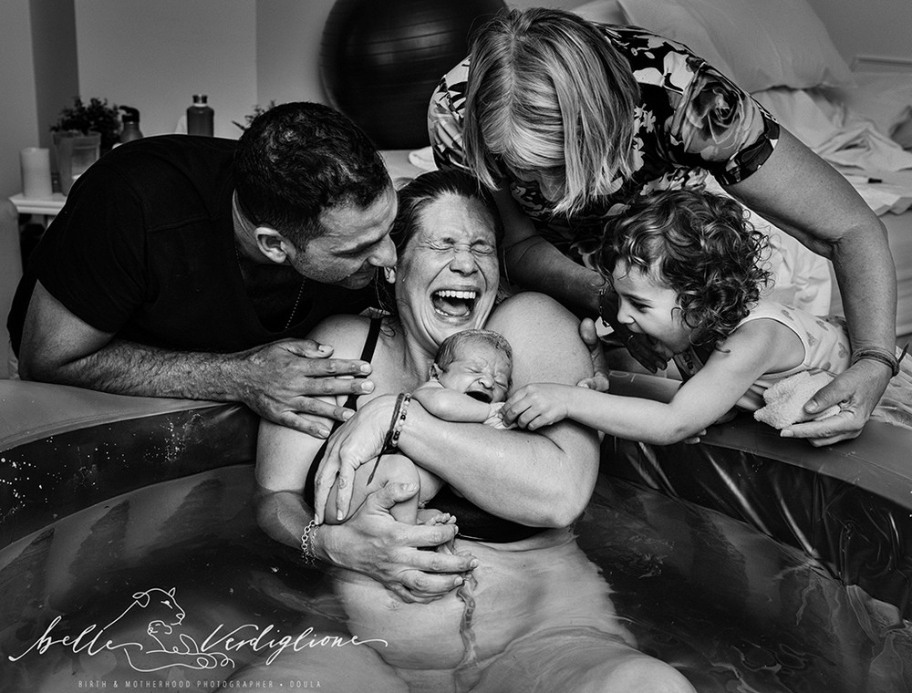 Победители конкурса Birth Photo Competition 2019 и их взгляд на таинство рождения Дети