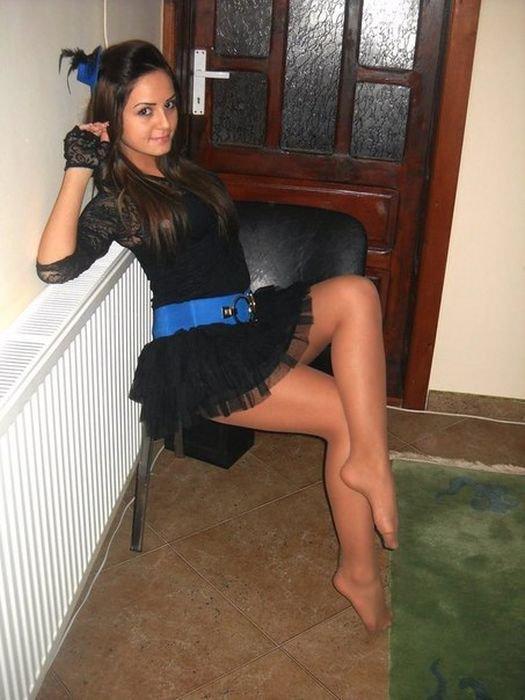 Домашние фотографии красивых девушек позитив