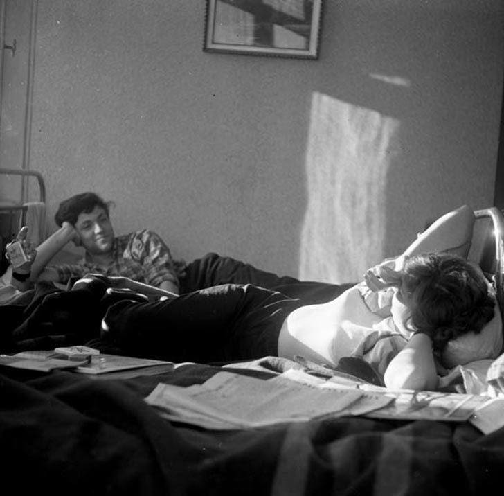 Жизнь советских студентов в разрезе