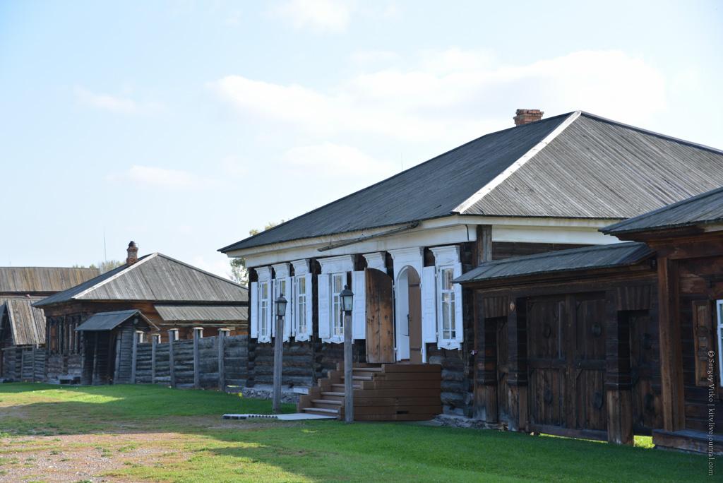 Шушенское музей-заповедник. Как жили наши прадеды? дальние дали