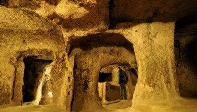12 000-летние тоннели пролегающие под всей Европой всемирная история