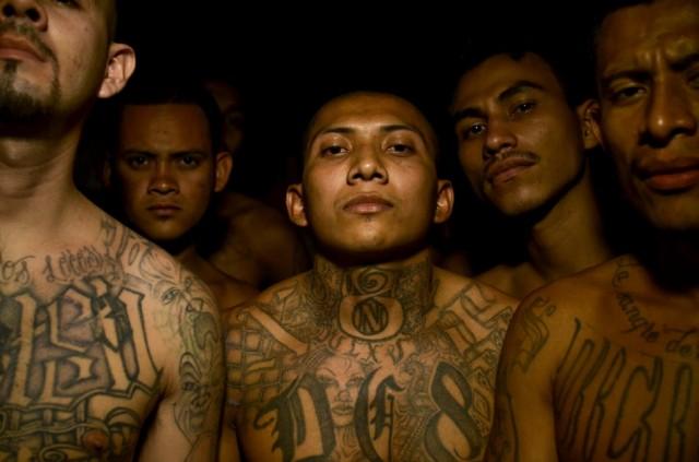 Мара-18 - самая кровавая банда Латинской Америки google