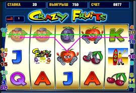 Ігрові автомати онлайн на реальні гроші - Crazy Fruits (Помідор ...