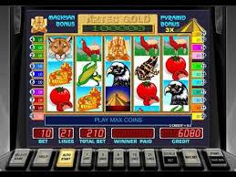 Ігровий автомат Піраміди (Золото Ацтеків) гра в онлайн казино - YouTube