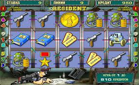 Ігровий автомат Resident - Грати безкоштовно в Резидент