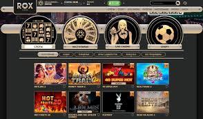 Рокс казино официальный сайт в Украине, обзор Rox Casino актуальное зеркало