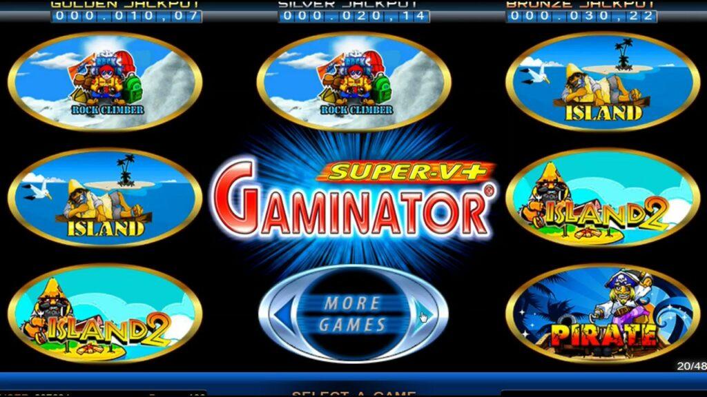 Gaminator Slots